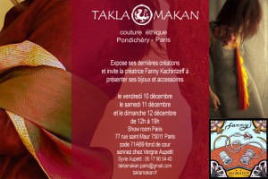 Takla Makan invitation