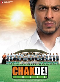 Affiche du film bollywood Chak de! India, 2007