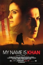 Affiche du film bollywood My name is Khan, 2010