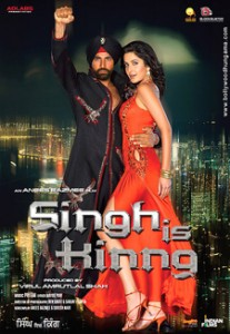 Affiche du film Singh Is Kinng