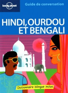 Couverture du livre Guide de conversation Hindi, ourdou et bengali, Lonely Planet