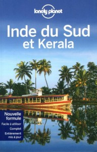 Couverture du livre Inde du Sud, Lonely Planet