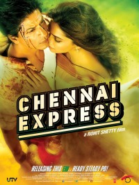 Affiche du film bollywood Chennai Express, 2013