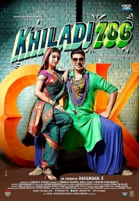 Affiche du film bollywood Khiladi 786, 2012