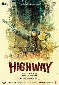 Affiche du film bollywood Highway, 2014