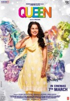 Affiche du film bollywood Queen, 2014